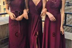 Factors to Look Out While Selecting the Bridesmaid Gown