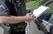 How do you get a red light ticket dismissed?