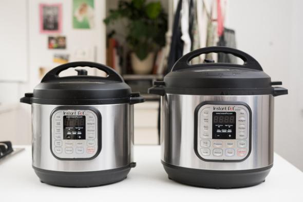 Multi-Pressure Cooker