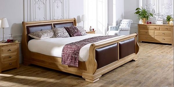 5 Reasons why wooden bed designs should be your first choice