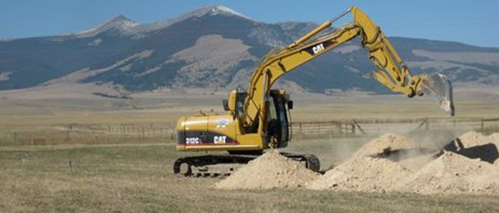 The business of excavation. The equipment, resources, and information you need