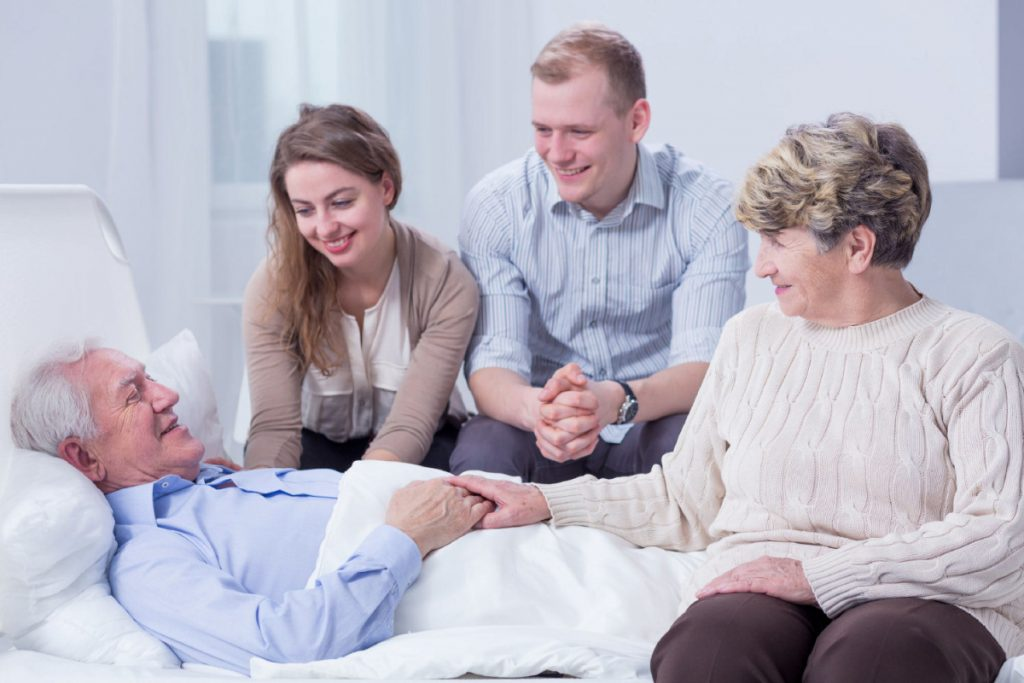 live-in care is becoming increasingly popular