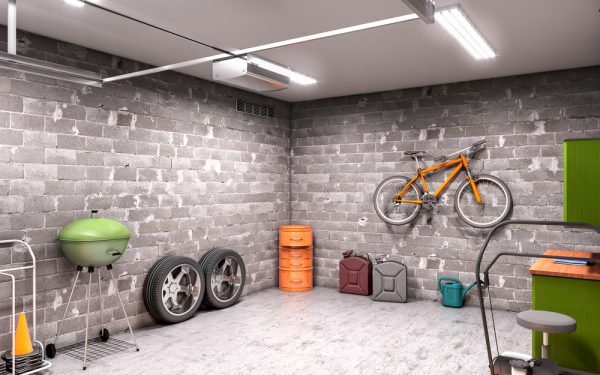 These 5 Tricks Will Save You Tons Of Space In Your Garage