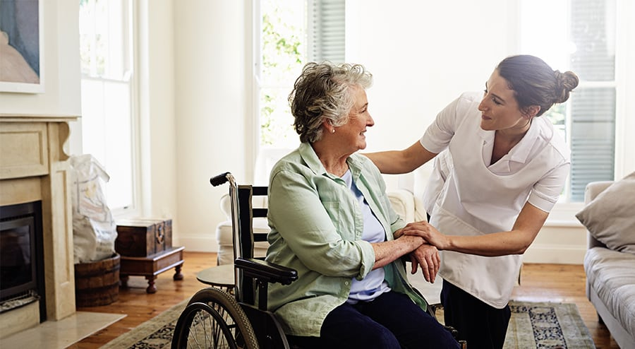 Transporting an elderly patient -what to consider