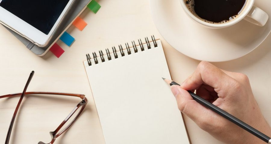 Personal Statement Writing starts with a Sample