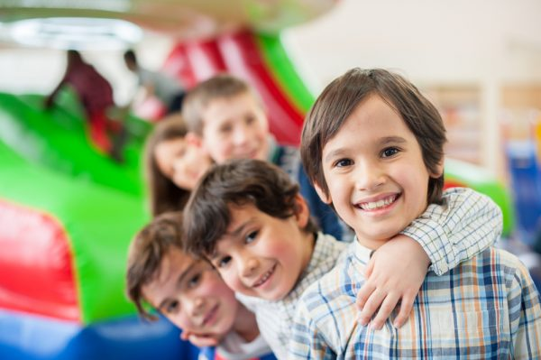 Fun Games Your Kids Can Play At An Indoor Playground