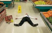 Common Causes of Slip and Falls Accidents in Stores