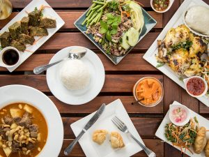 thai food restaurant
