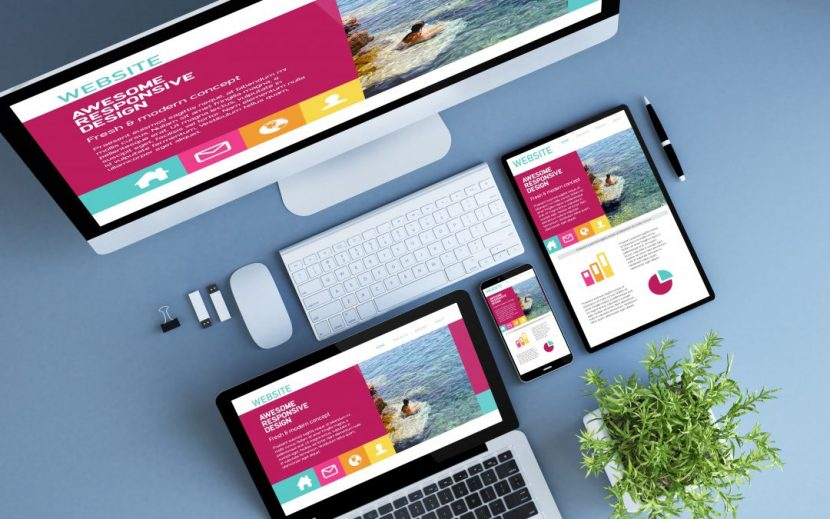 How to design a market oriented website