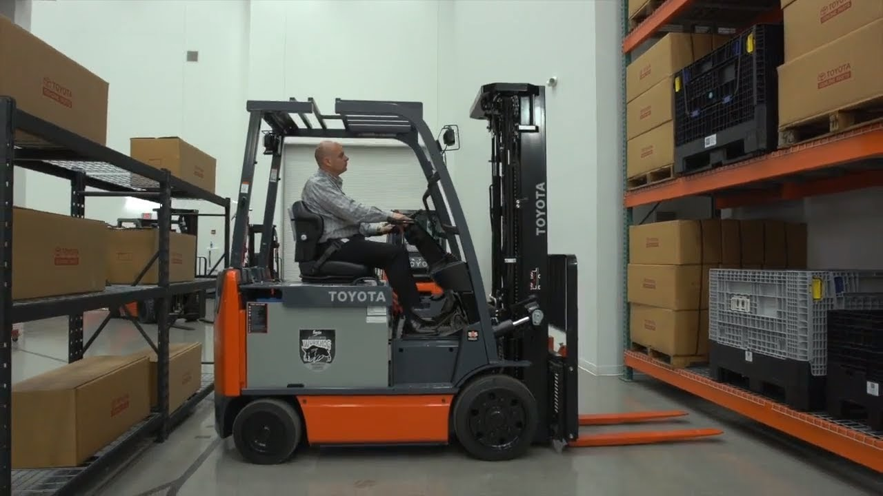 Available Option in Forklift Rental