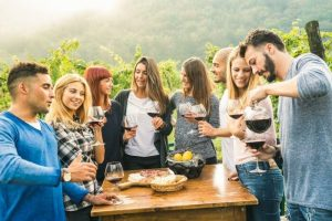 Health Benefits Of Drinking Wine Daily - Read Here!