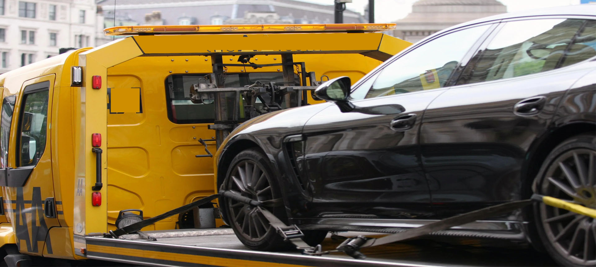 The Different Towing and Breakdown Services