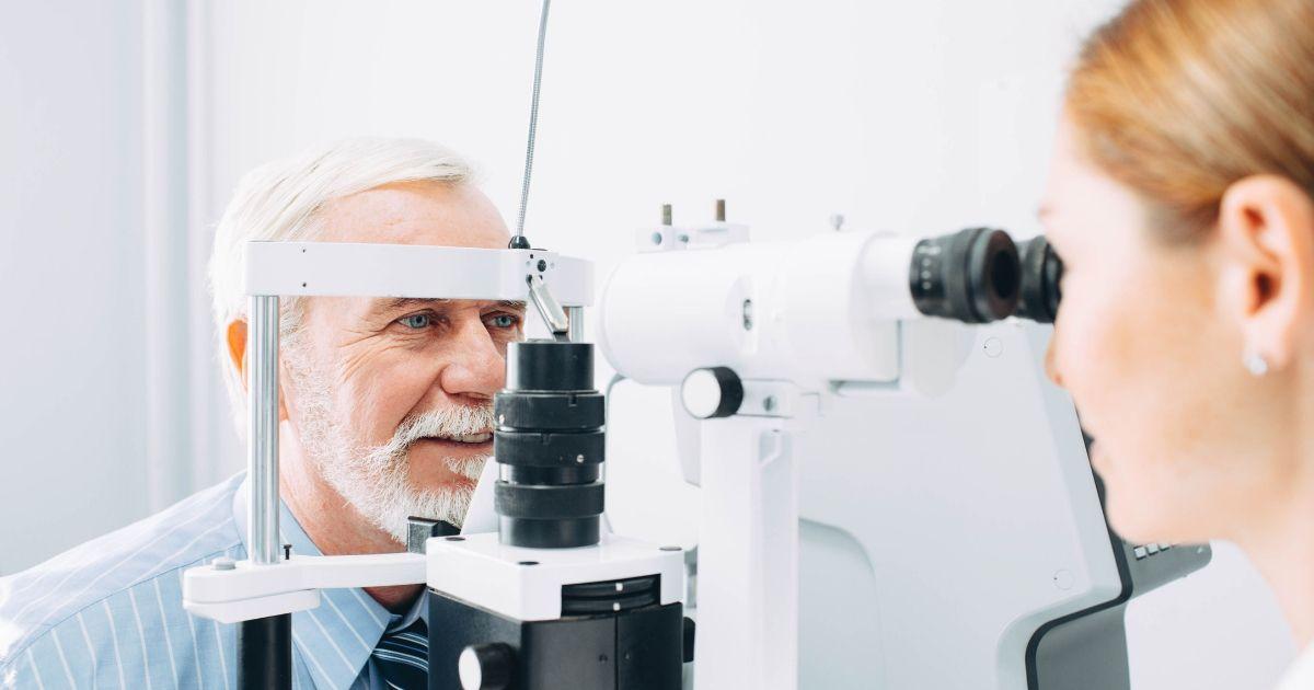Managing Failing Eyesight in the Elderly