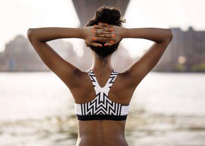 How to Wear Sports Bra as Bikini Top?