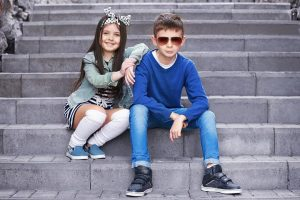 Where can we find the perfect place for putting our children into modeling?