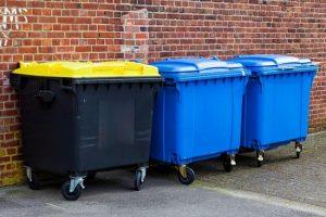 Skip bin tracking in Melbourne