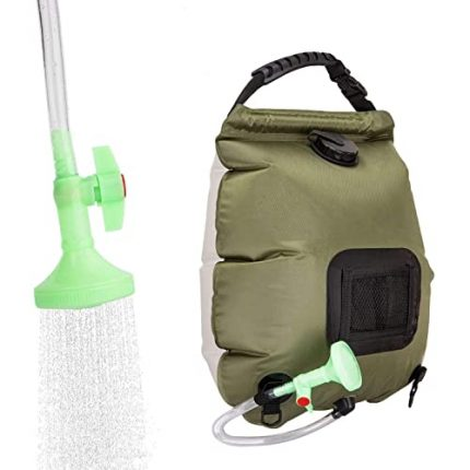 Learn How to Pick a Portable Camping Showers