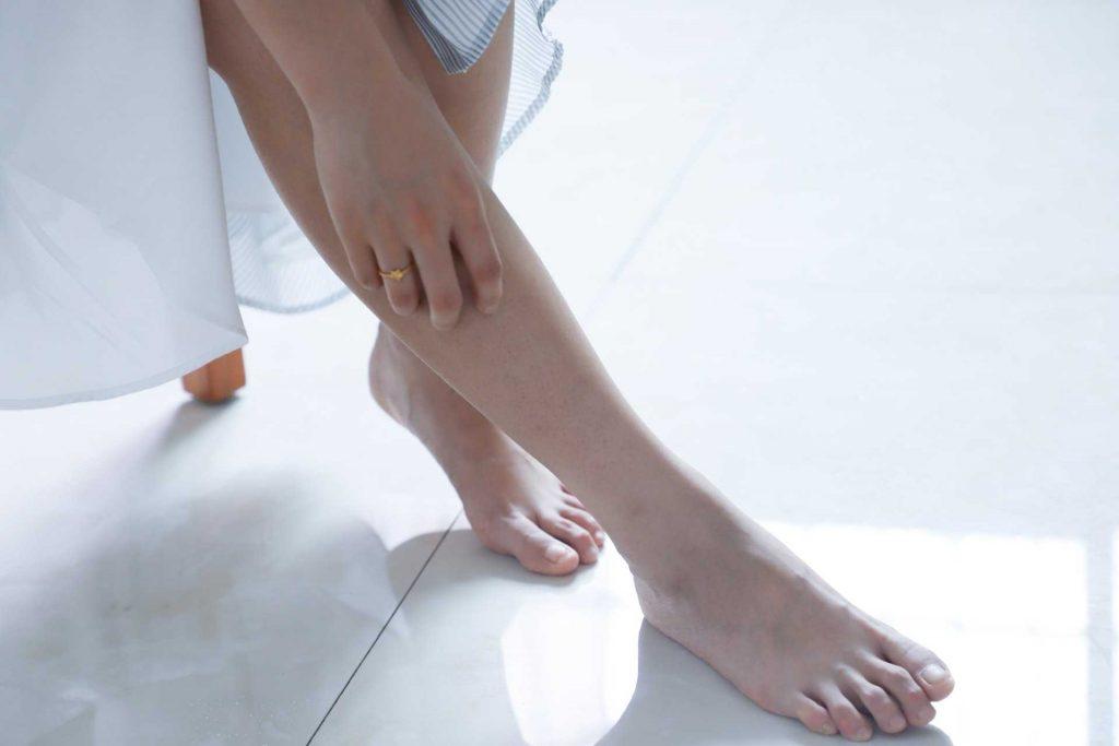 Diabetic Leg Wounds