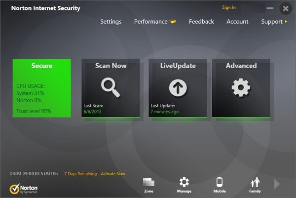 Norton Internet Security UK: Protect Your Identity with the Best