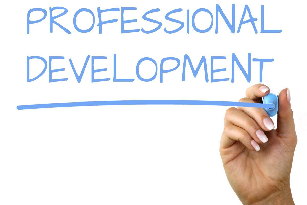 Stay up to date with continuing professional development courses
