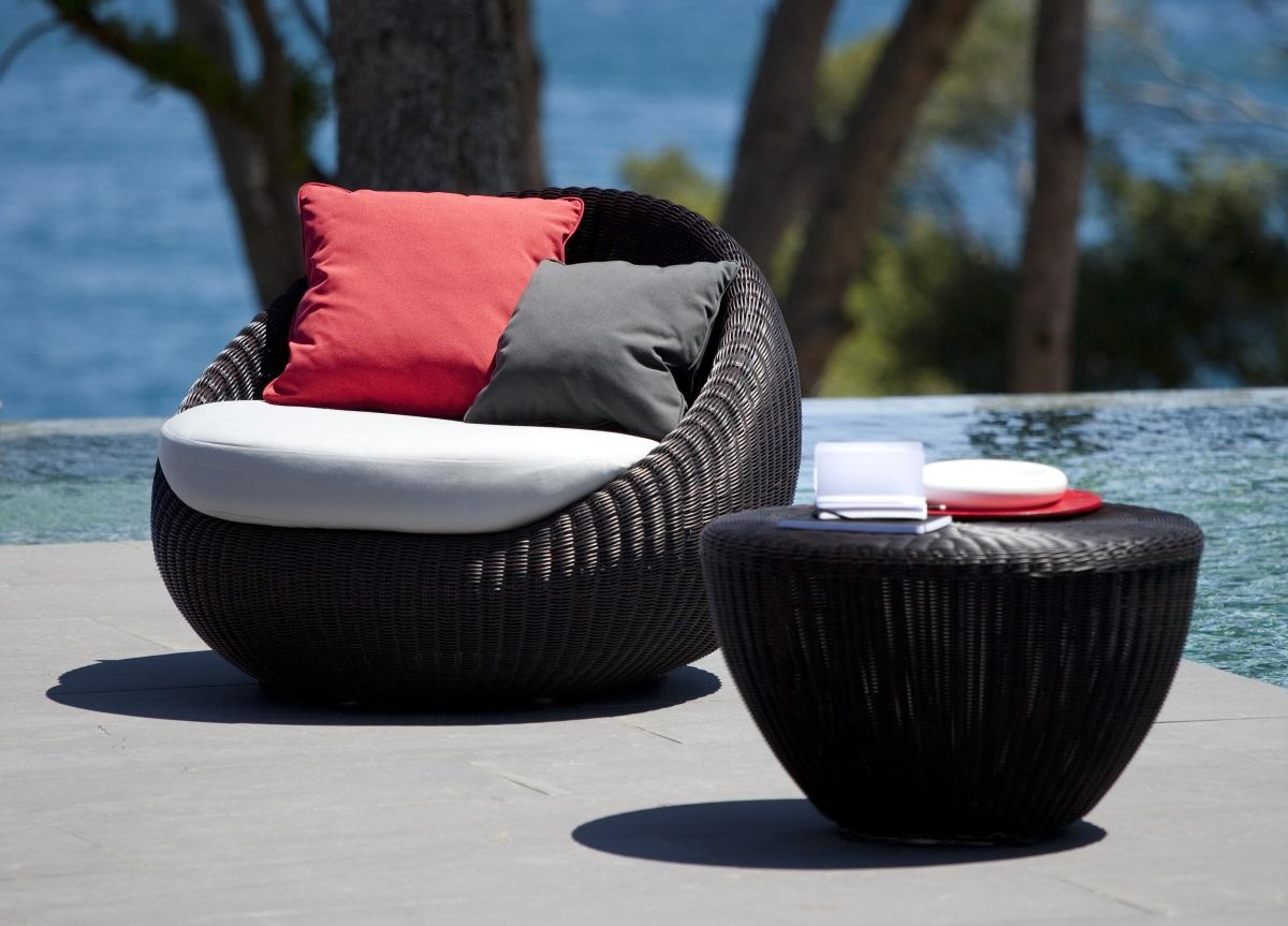 The Different Types of Garden Chairs