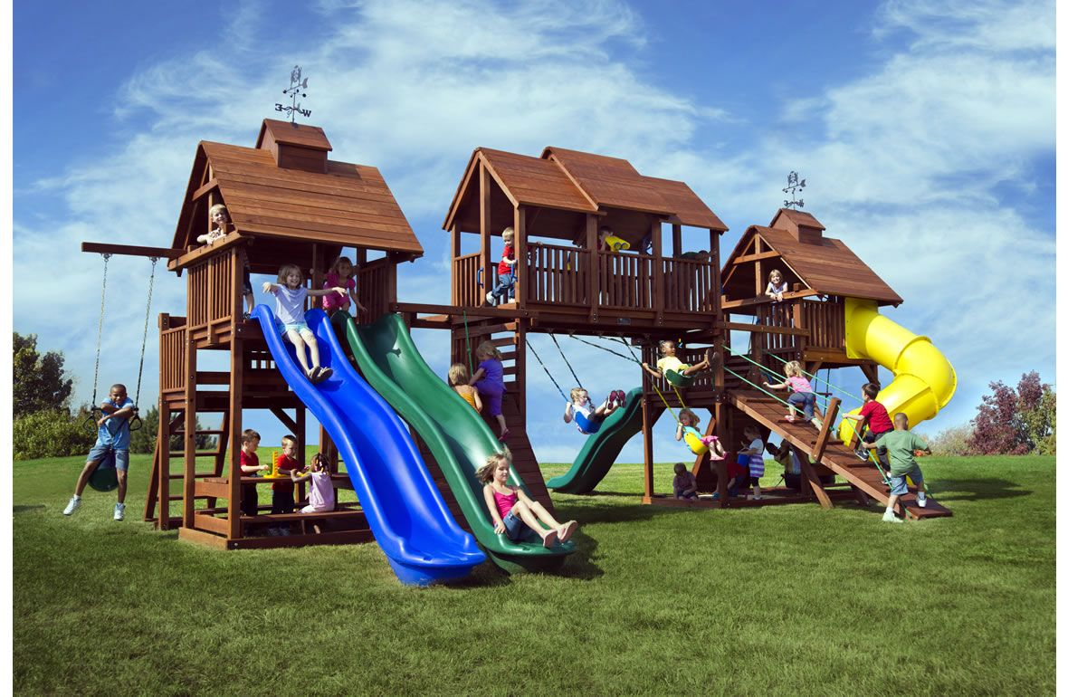 Some Reason Why Parents And Kids Love Swing Sets