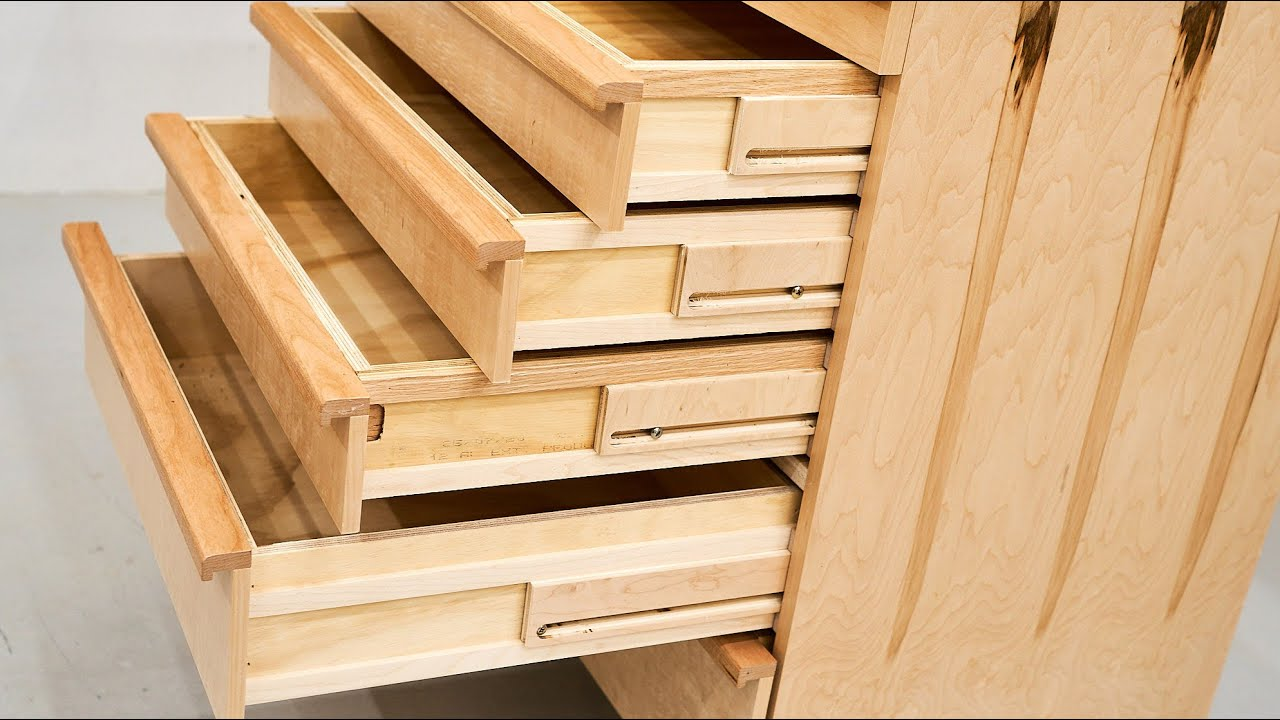 How to Determine Quality in Drawer Slides
