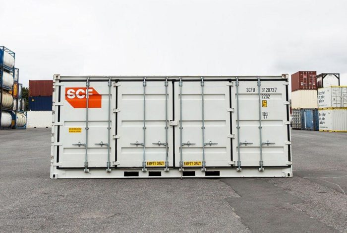 Learn the Great Benefits of Shipping Containers