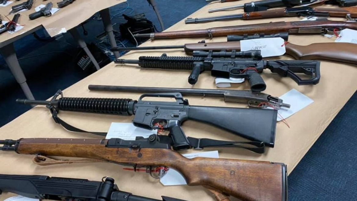 How to stop the involvement of firearms in mortality?